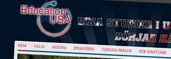 EducationUSA.se — the Swedish portal for studies in the U.S.